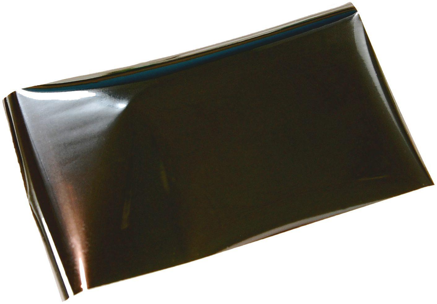 箔押しシール-黒