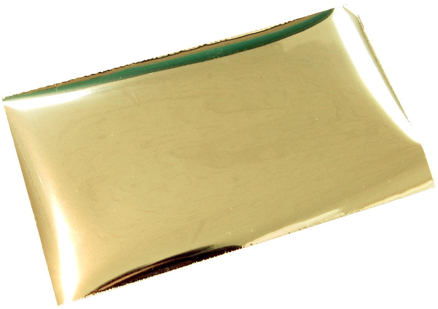 箔押しシール-金