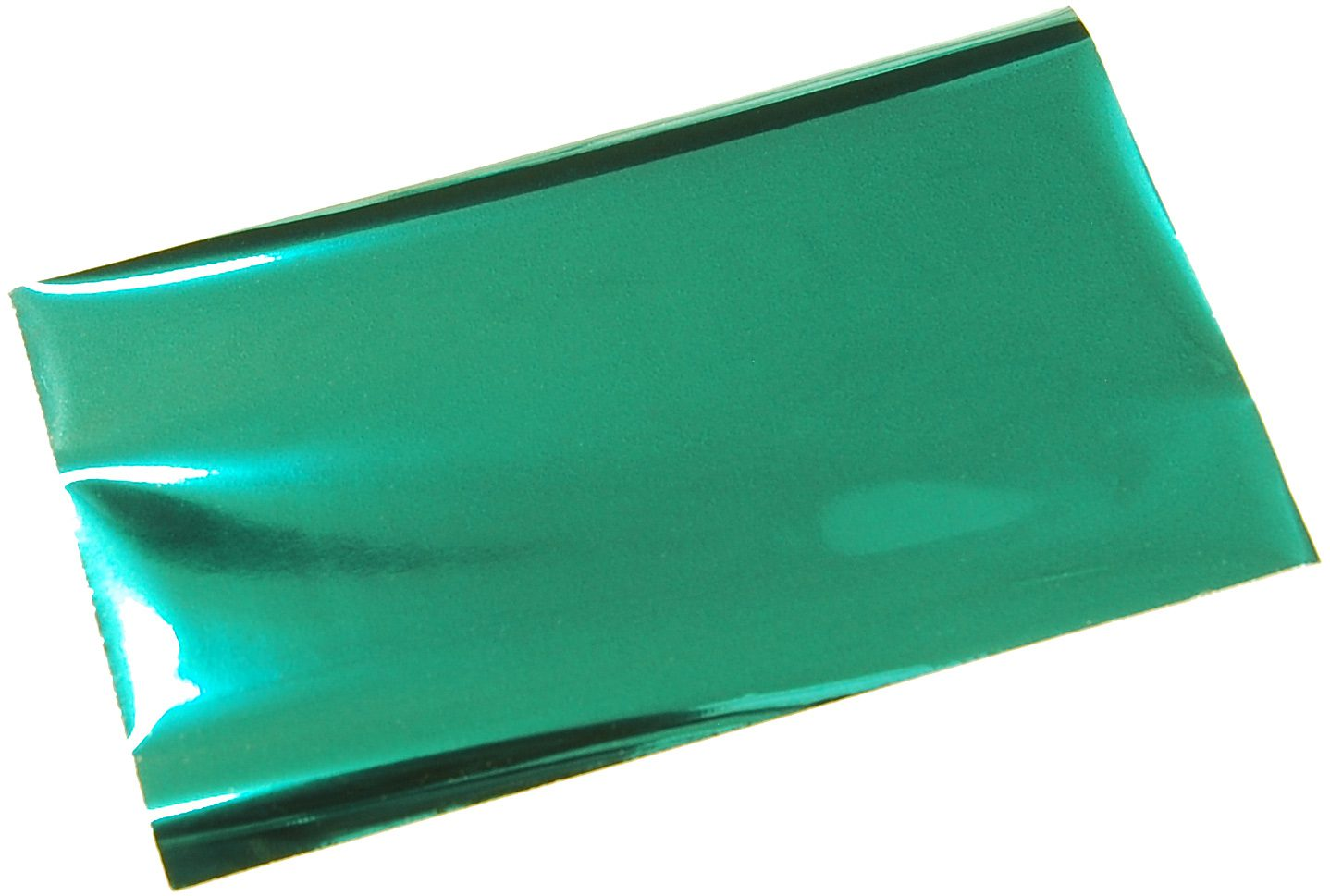 箔押しシール-緑-グリーンレイク