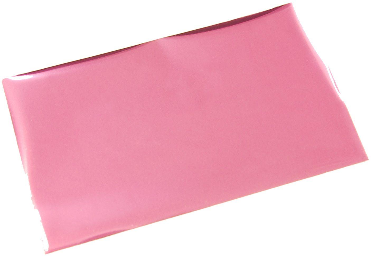 箔押しシール-ピンク