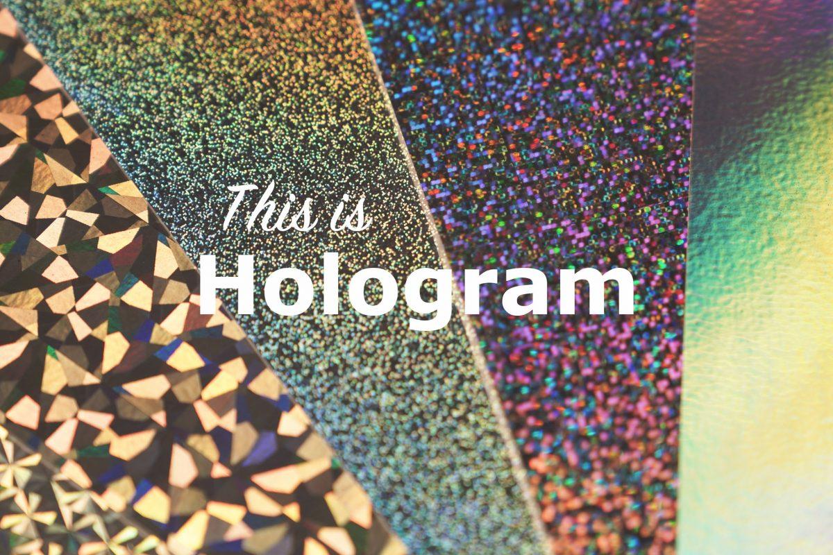 ホログラムシール