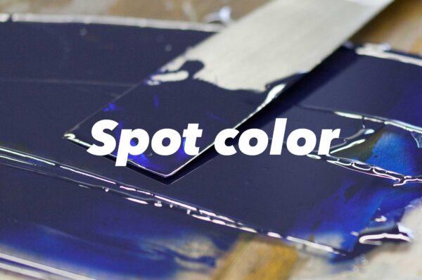 カラー4色と特色の違い シール 印刷