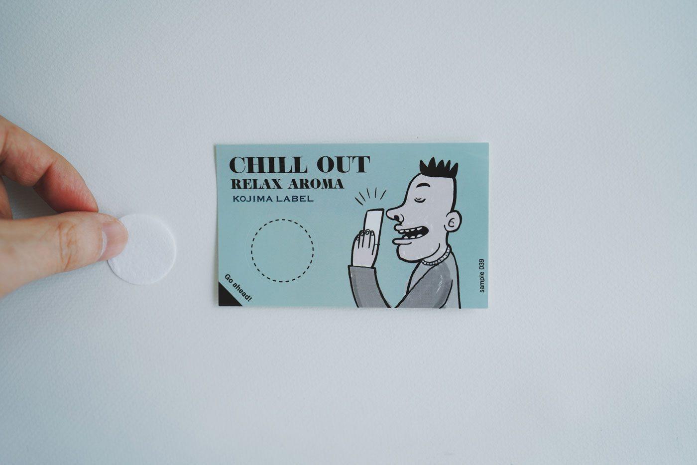 香り カード