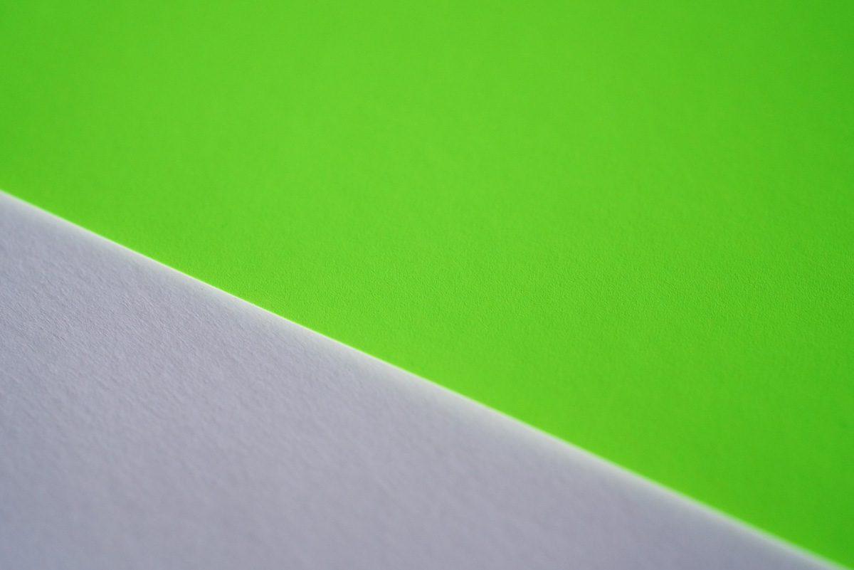 蛍光紙 グリーン