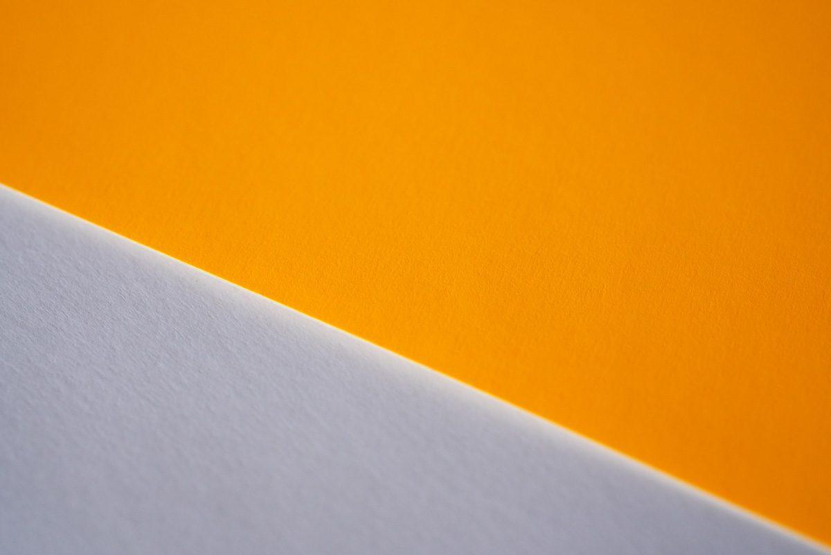 蛍光紙オレンジ